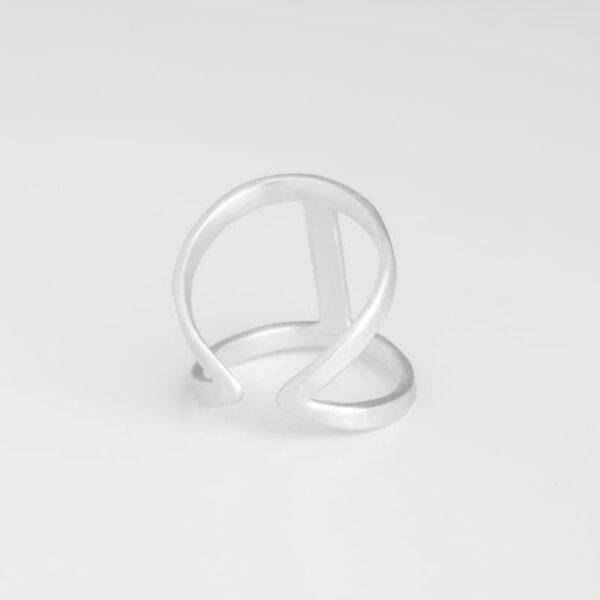 A Kind of Magic Big Ring Silver
