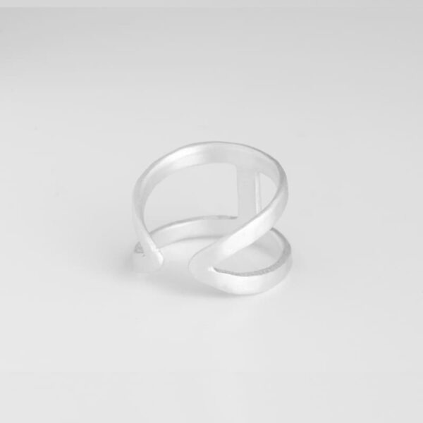 A Kind of Magic Ring Silver