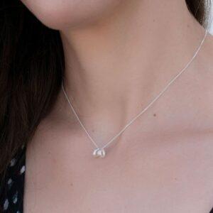 A kind of magic pendant silver