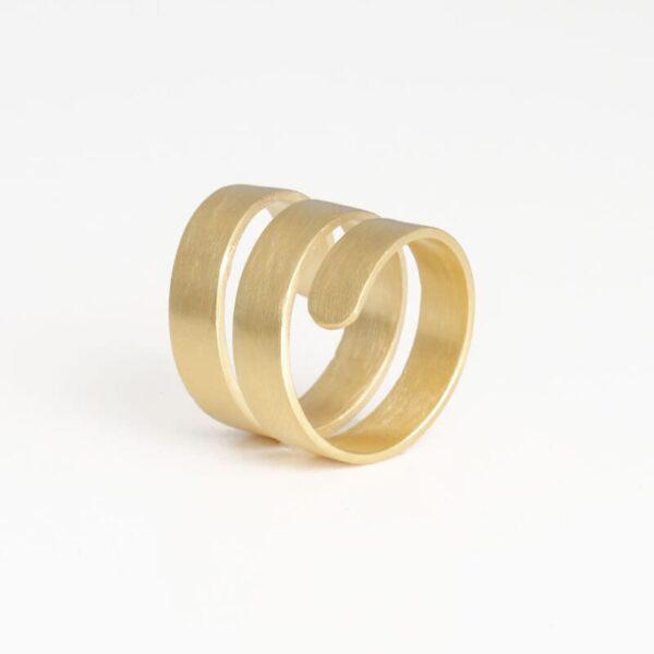 Claudia Ring Gold