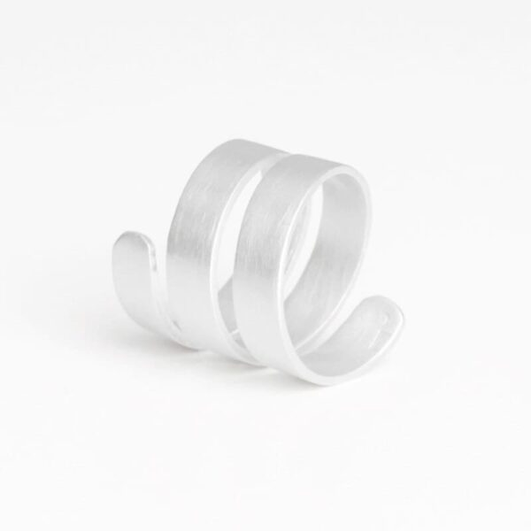 Claudia Ring Silver back