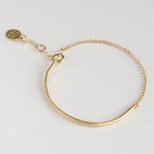 Kam Twice bracelet gold
