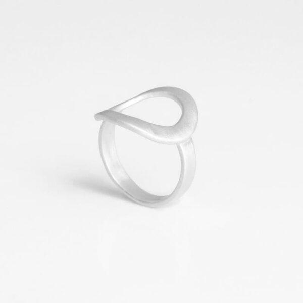 La Cala Ring Silver