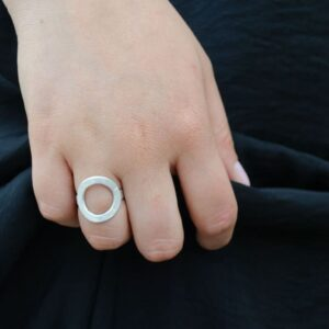 La Cala Ring-Silver Lady