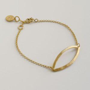 Maria L Bracelet Gold
