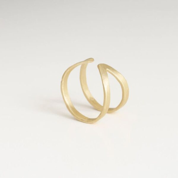 Maria Open Ring Gold