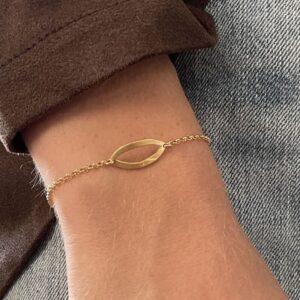 Maria M Bracelet Gold lady