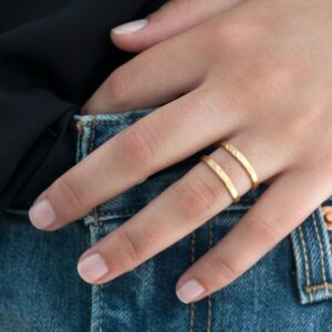Maria open Ring Gold Lady