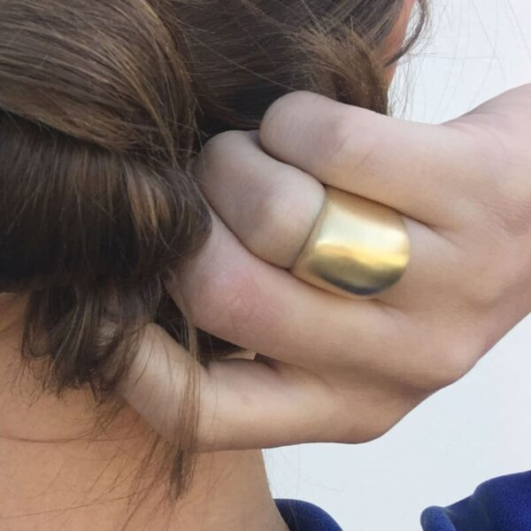 Martita Ring Gold Lady