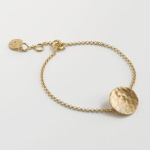 Moon Bracelet gold