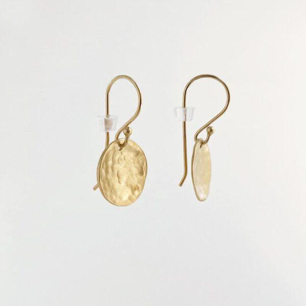 Moon Hippies Earrings Gold
