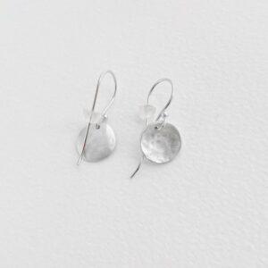 Moon S Hippies Earrings Silver