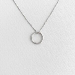 Nicola Pendant silver