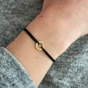 One Soul Bracelet Gold Lady