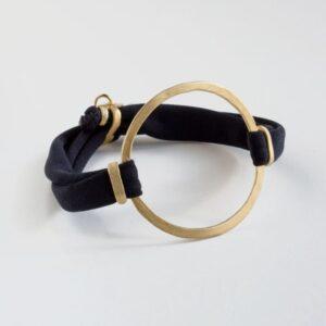 Sandra Circle Bracelet Gold