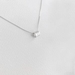 Sophie Triple Pendant Silver