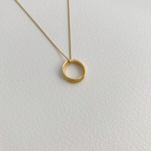 Sophie Twin S Pendant Gold