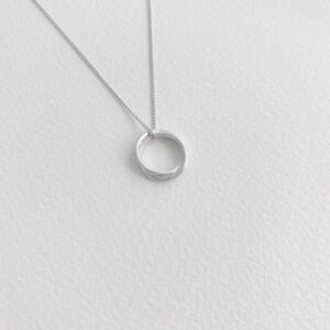 Sophie Twin S Pendant Silver
