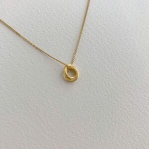 Sophie Twin XS Pendant Gold