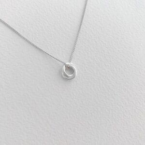 Sophie Twin XS Pendant Silver