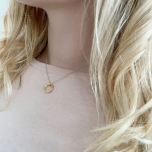 Sophie Twin s Pendant Gold lady
