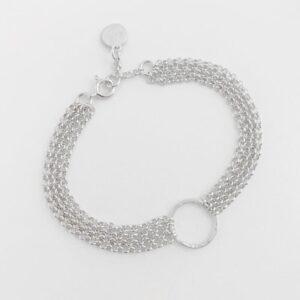 Storm Bracelet Silver