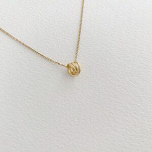 gala pendant gold
