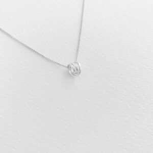 gala pendant silver