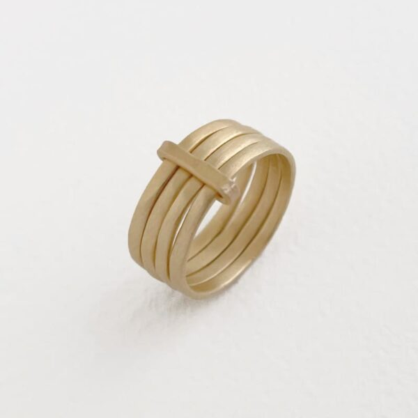 sophie 4mix ring gold