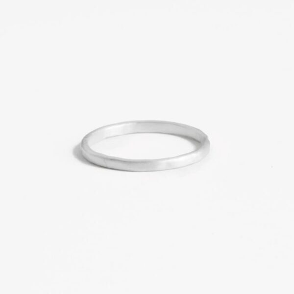 sophie simple ring silver