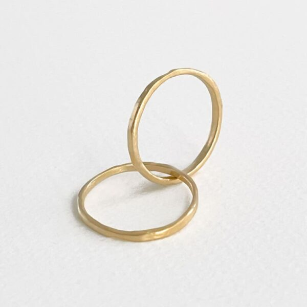 sophie twin ring gold